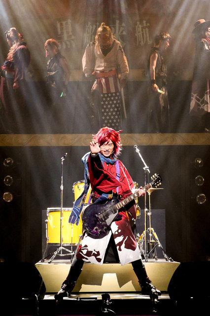 超歌劇『幕末Rock』黒船来航_京都公演2