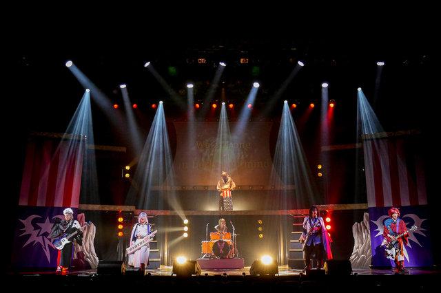超歌劇『幕末Rock』黒船来航_京都公演4