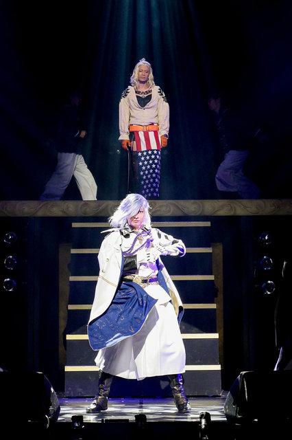超歌劇『幕末Rock』黒船来航_京都公演7