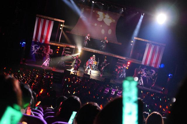 超歌劇『幕末Rock』黒船来航_京都公演8