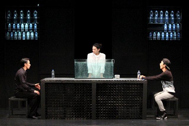 大貫勇輔、中河内雅貴、安西慎太郎が挑む鈴木勝秀の世界『喜びの歌』開幕