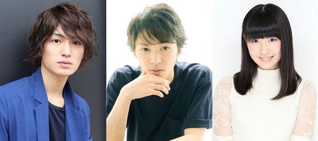 舞台『幸福な職場』2017年1月上演!安西慎太郎、松田凌、前島亜美の出演が決定