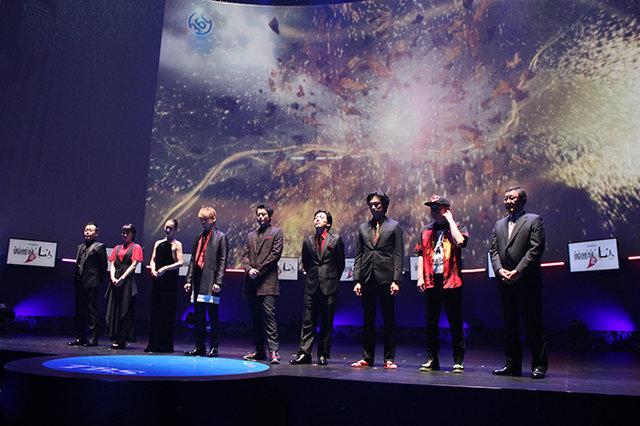 『髑髏城の七人』製作発表