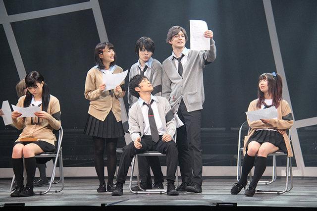 舞台『ReLIFE/リライフ』開幕_3