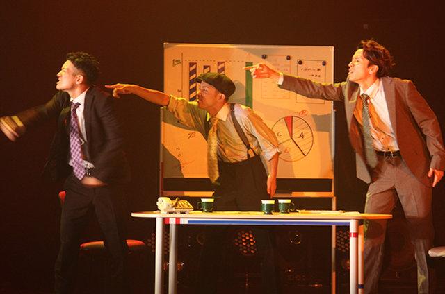 人気ダンスチームs**t kingz(シットキングス)×ヤマザキマリ 異色コラボが生み出す爆笑舞台が開幕!