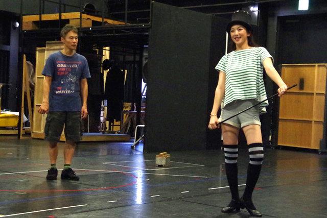 『スウィート・チャリティ』稽古場レポート_4
