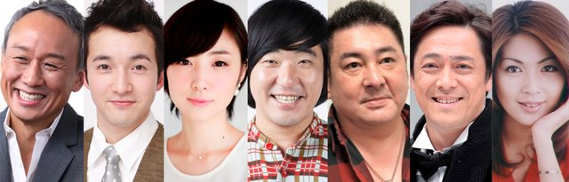 西村雅彦らによる『COASTER2017』が10年ぶりにリニューアル上演!
