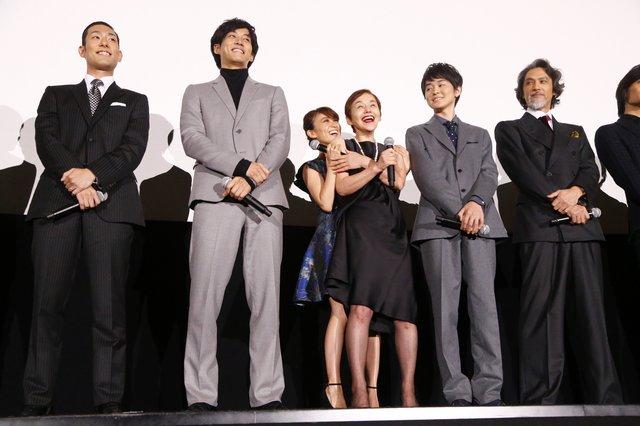 映画『真田十勇士』初日舞台挨拶_4