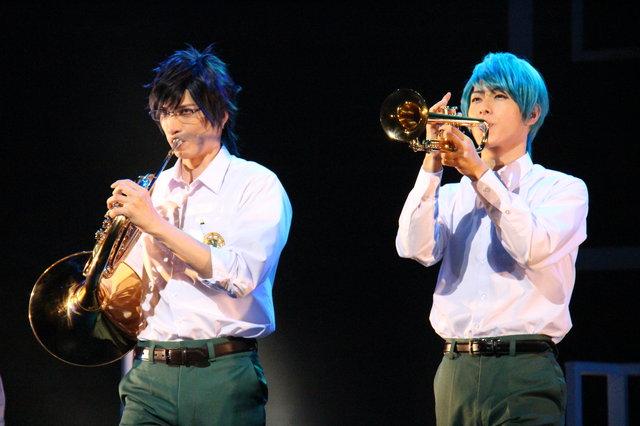 感動再び!大迫力の生演奏、音楽劇『金色のコルダBlue♪Sky Prelude of 至誠館』開幕