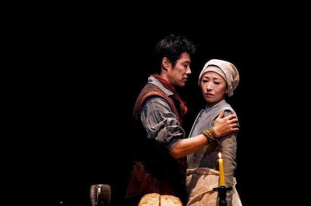 アーサー・ミラーの傑作戯曲『るつぼ』開幕!堤真一、松雪泰子らのコメント到着