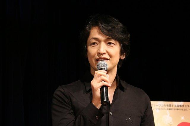 『I Love Musical』製作発表会見_岡田浩暉
