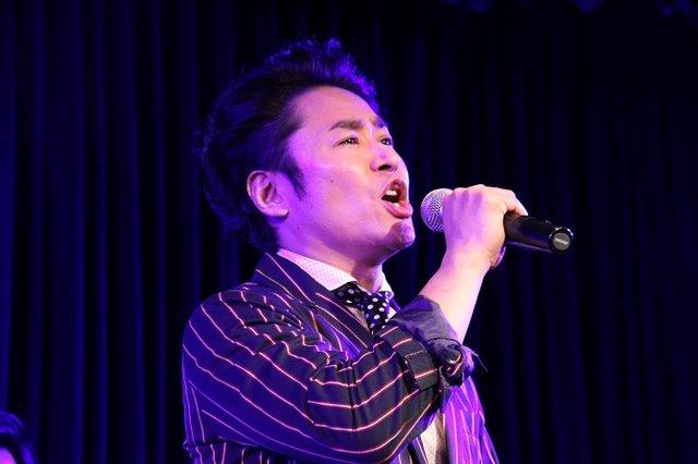 『I Love Musical』製作発表会見_坂元健児