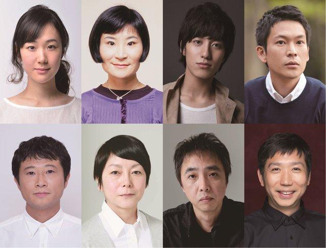 倉持裕が江戸川乱歩の短編8本を再構成した『お勢登場』に黒木華、片桐はいり、水田航生らが出演