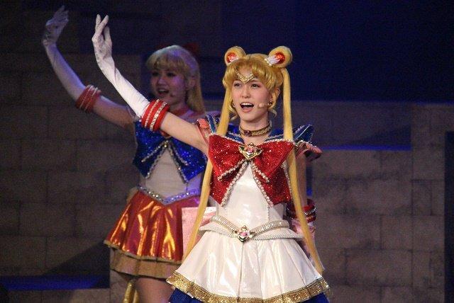 ミュージカル「美少女戦士セーラームーン」-Amour Eternal-公開ゲネプロ_2