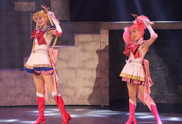 ミュージカル「美少女戦士セーラームーン」-Amour Eternal-公開ゲネプロ_8
