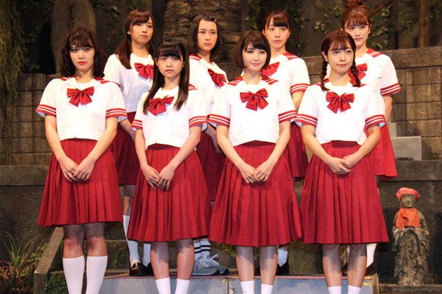 私たちのフィールドは音楽界だけじゃない!乃木坂46が本格舞台に挑む『墓場、女子高生』開幕