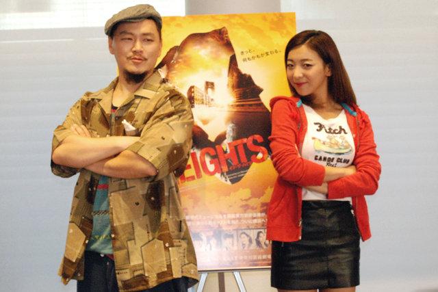 韓国版『イン・ザ・ハイツ』横浜公演開幕!ヤン・ドングン、ルナ(f(x))が合同取材会で意気込みを語る