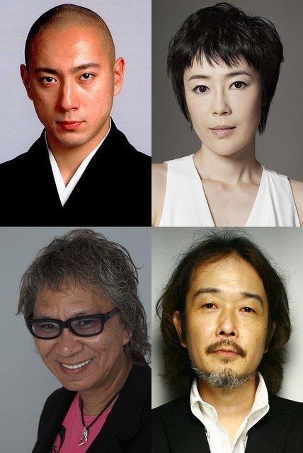 六本木歌舞伎第2弾は三池崇史×リリー・フランキーで『座頭市』!市川海老蔵、寺島しのぶと22年ぶりの共演