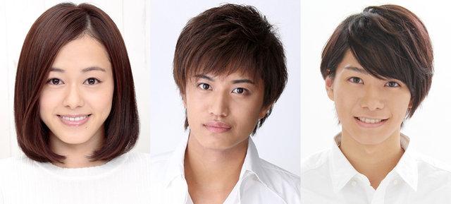 音楽劇『金色のコルダ Blue♪Sky Second Stage』追加キャストに井上正大、栞菜、北川尚弥