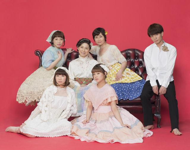 根本宗子の公演に高田聖子が初参加!『皆、シンデレラがやりたい。』ビジュアル公開