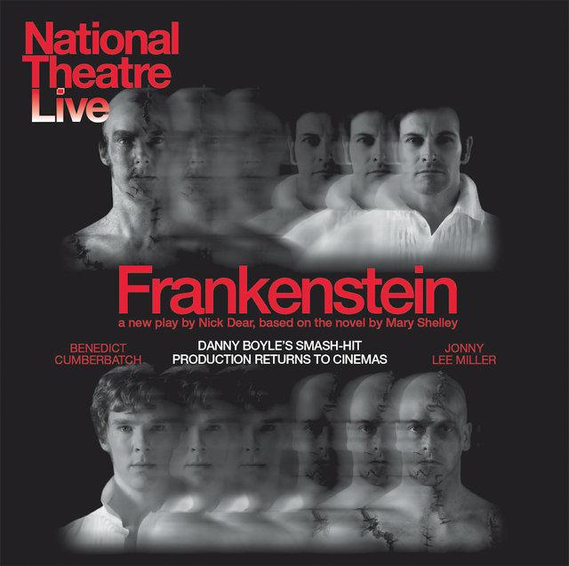 NTLive『フランケンシュタイン』1日限りの特別上映で2バージョンを一挙公開!