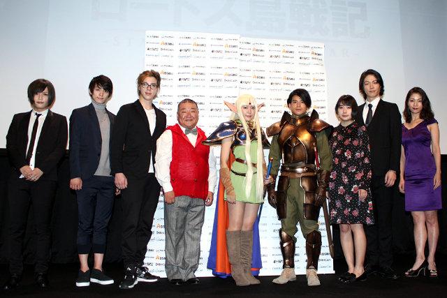 ライトノベルの金字塔『ロードス島戦記』ついに舞台化!菅谷哲也と多田愛佳が衣装初披露