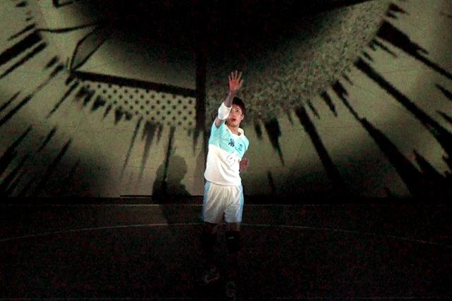 ハイパープロジェクション演劇「ハイキュー!!」〝烏野、復活!〞 公開ゲネプロ_常波高校