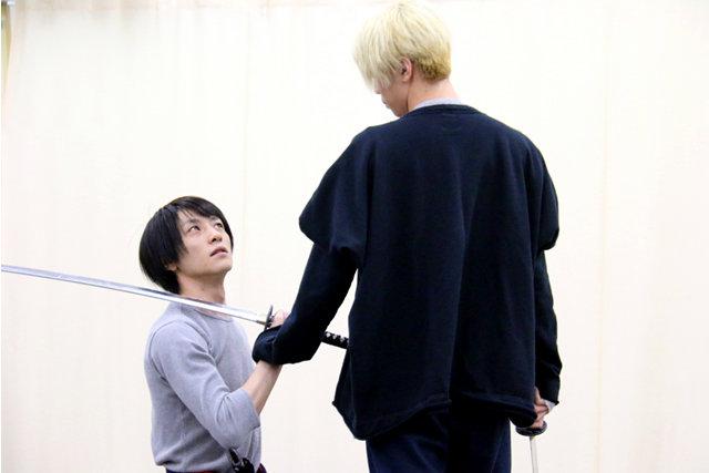 『あずみ~戦国編』稽古場レポート_6