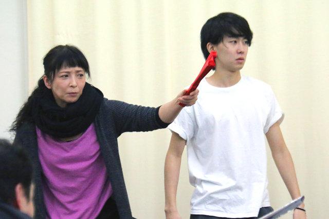 『あずみ~戦国編』稽古場レポート_8