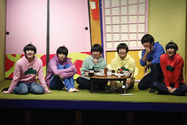 """人気舞台『おそ松さん』千秋楽から""""約1週間""""という異例のスピードでdTV独占配信"""