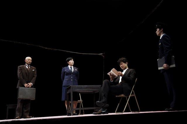 『遠野物語・奇ッ怪 其ノ参』_初日コメント2