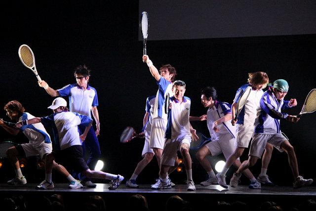 ミュージカル『テニスの王子様』3rdシーズン新青学&六角メンバーお披露目_5