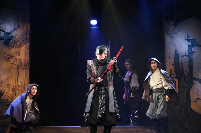 戦国御伽絵巻『ソロリ』~妖刀村正の巻~ゲネプロ写真_6