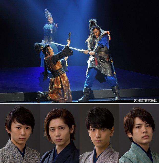 11月の衛星劇場はシネマ歌舞伎『歌舞伎NEXT 阿弖流為〈アテルイ〉』と『俺とおまえの夏の陣』をTV初放送!