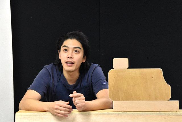 結城企画『ブックセンターきけろ』稽古場レポート_3