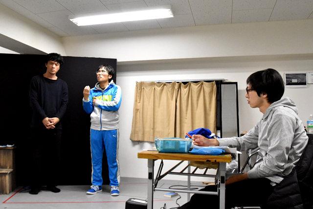 結城企画『ブックセンターきけろ』稽古場レポート_4