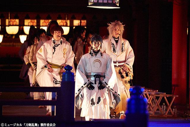 ミュージカル『刀剣乱舞』in 嚴島神社公演レポート_2