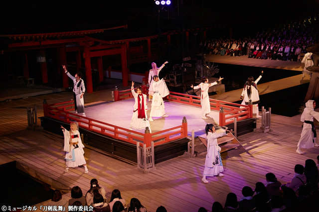 ミュージカル『刀剣乱舞』in 嚴島神社公演レポート_3