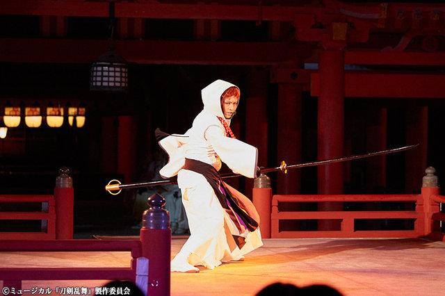 ミュージカル『刀剣乱舞』in 嚴島神社公演レポート_4