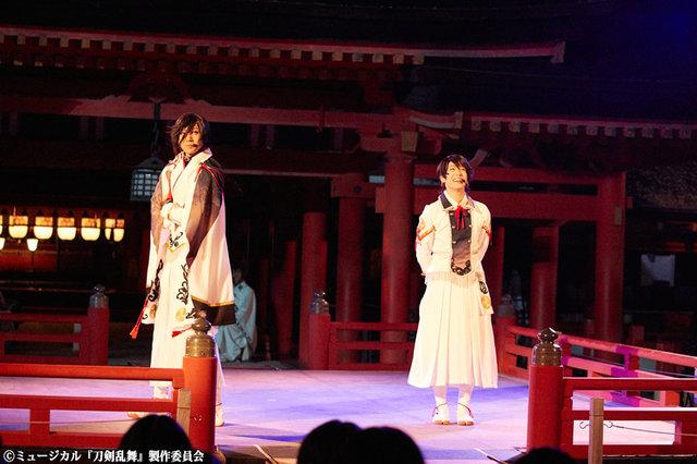ミュージカル『刀剣乱舞』in 嚴島神社公演レポート_5