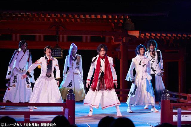 ミュージカル『刀剣乱舞』in 嚴島神社公演レポート_6