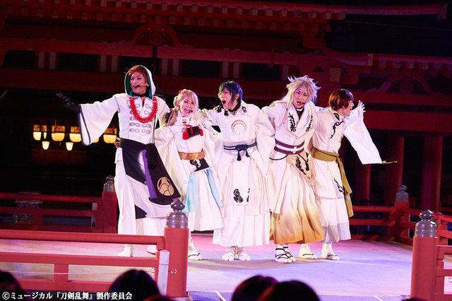 ミュージカル『刀剣乱舞』in 嚴島神社公演レポート_7