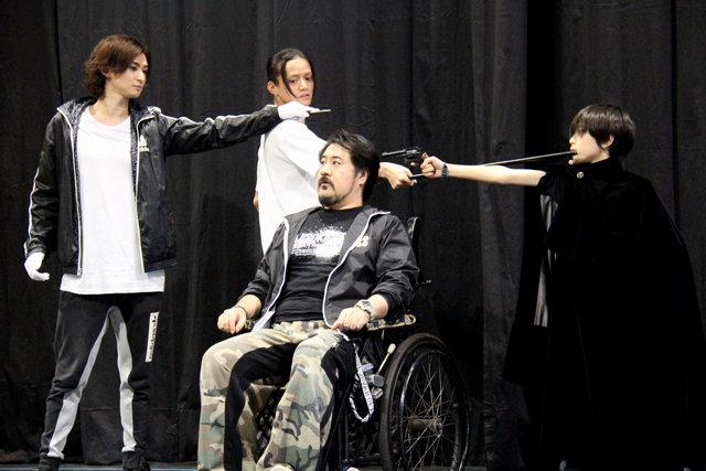 ミュージカル『黒執事』~NOAH'S ARK CIRCUS~ 稽古場レポート_2