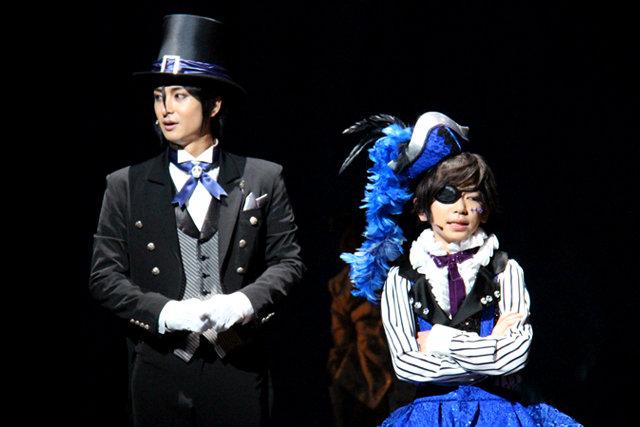 ミュージカル「黒執事」~NOAH'S ARK CIRCUS~ついに開幕!古川雄大、内川蓮生は「小学生とは思えない」