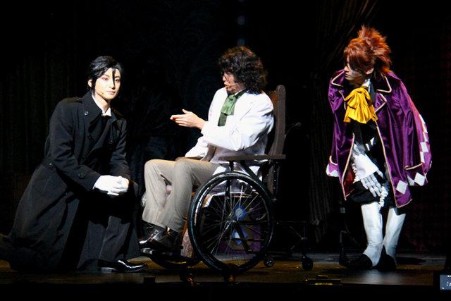ミュージカル「黒執事」~NOAH'S ARK CIRCUS~ゲネプロレポート_9