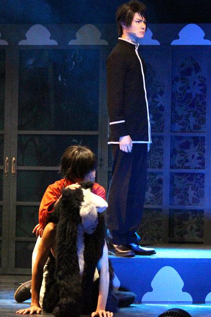 ミュージカル『八犬伝—東方八犬異聞—』公開ゲネプロ_12