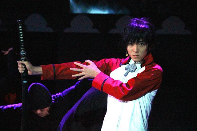 ミュージカル『八犬伝—東方八犬異聞—』公開ゲネプロ_2