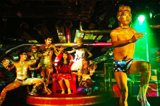 劇団鹿殺し『image-KILL THE KING-』開幕!オレノグラフィティ、小沢道成からコメント到着
