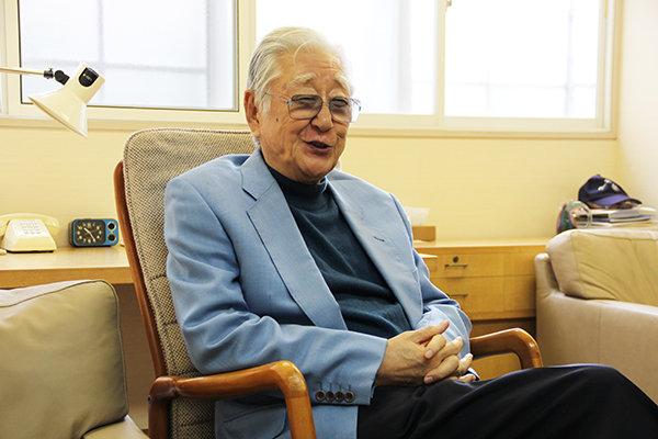 『アンチゴーヌ』 浅利慶太インタビュー_3