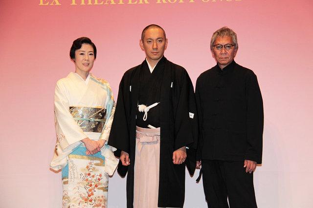 六本木歌舞伎第2弾製作発表会見